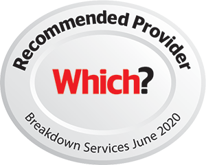 Which? Recommended Provider - Breakdown Services